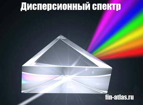 Дисперсионный спектр