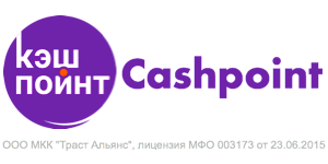 cashpoint лого